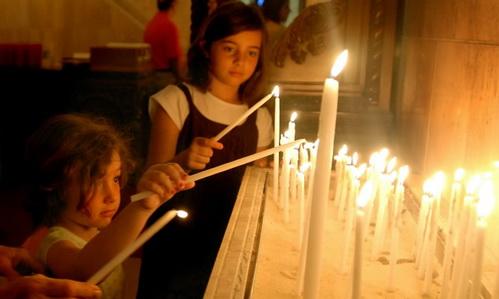 Дети, семья, церковь